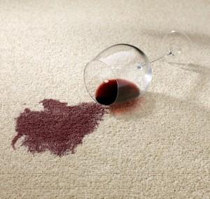 Red Wine Spills